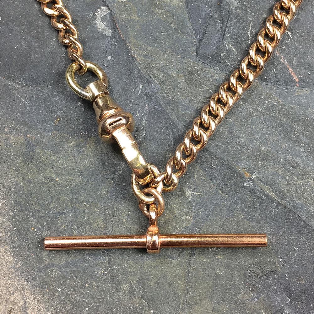 Victorian Albert Watch Chain