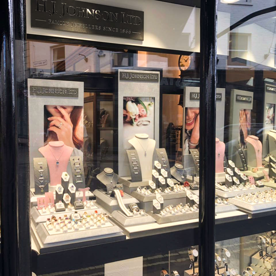 Jewellery shop Devizes Wiltshire