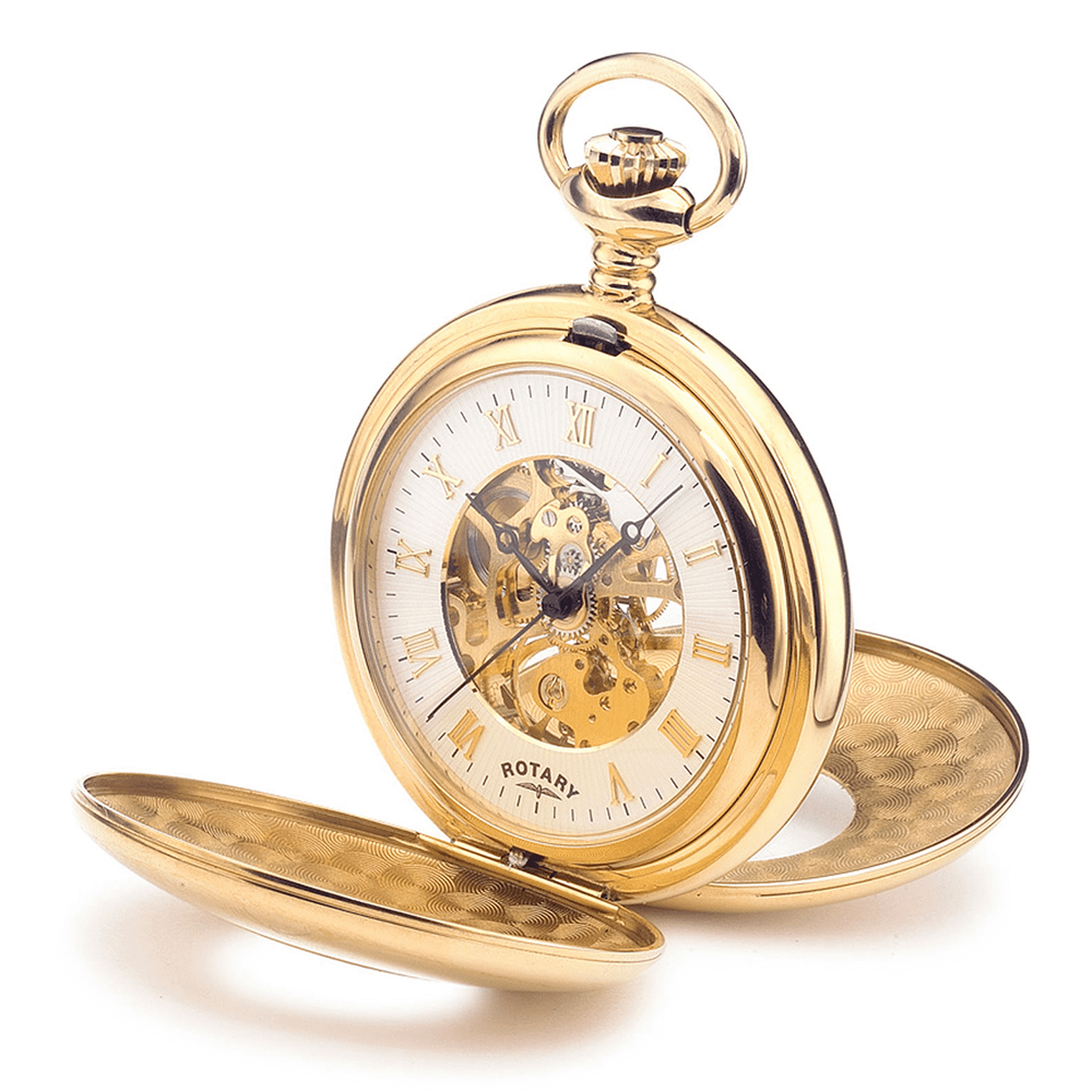 Rotary Pocket Watch