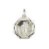 Silver St. Christopher