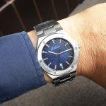 Michel Herbelin Gent's Cap Camarat Bracelet Watch