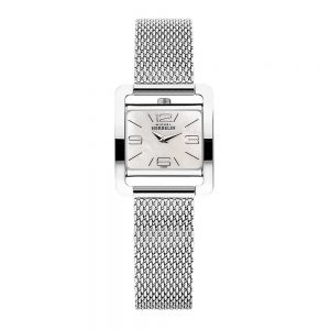 Michel Herbelin Women's Mesh Bracelet Watch