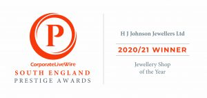 UK Jewellery Awards 2021 Finalist